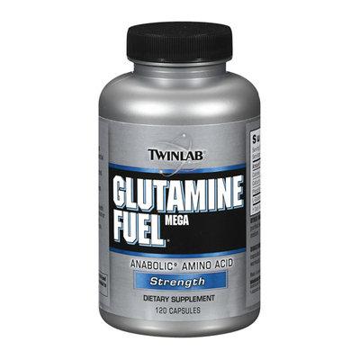 Twinlab Mega Glutamine Fuel Capsules
