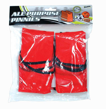 Franklin Sports 6 Pack Red Training Pinnies