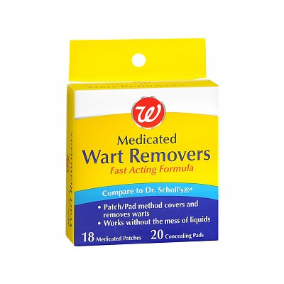 Walgreens Wart Removers Kit