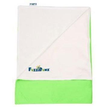 FuzziBunz Changing Pad - Apple Green