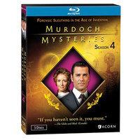 Murdoch Mysteries: Season 4 (Blu-ray) (Widescreen)