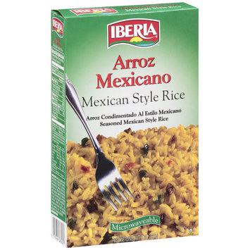 Iberia Seasoned Mexican Style Rice, 8 oz