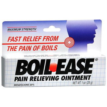 Boil Ease Pain Relieving Ointment