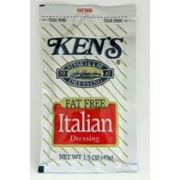 Kens Fat Free Italian Dressing