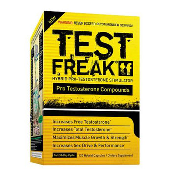 Test Freak Hybrid Pro-Testosterone Stimulator