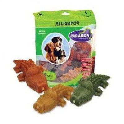 Paragon Products Alligator Dental Chew Dog Treat