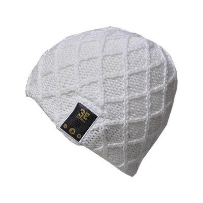 Be Headwear LN0015 Lovespun Bt Knitted White Out