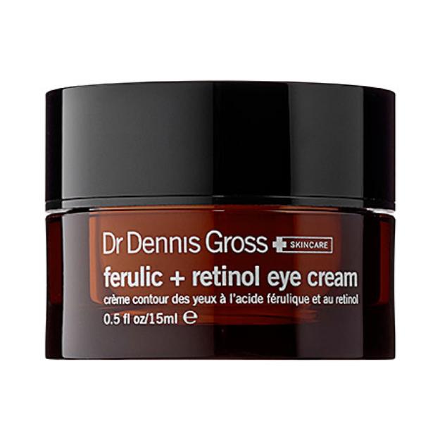Dr. Dennis Gross Skincare Ferulic + Retinol Eye Cream 0.5 oz