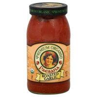 Paesana Sauce Rstd Grlc Org 25 Oz (Pack of 6)