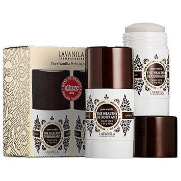 LAVANILA Pure Vanilla Mini Deo Duo