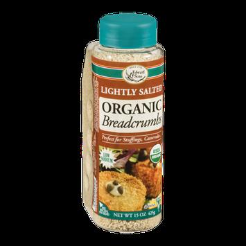 Edward & Sons Organic Breadcrumbs Lighty Salted