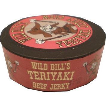 Wild Bills Chew, Teriyaki, 0.38-Ounce (Pack of 12)