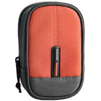 Vanguard BIIN 6B Point and Shoot Camera Pouch, Orange