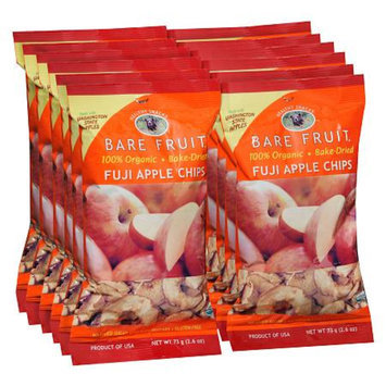 Bare Fruit Bake-Dried Fruit Chips 12 Pack