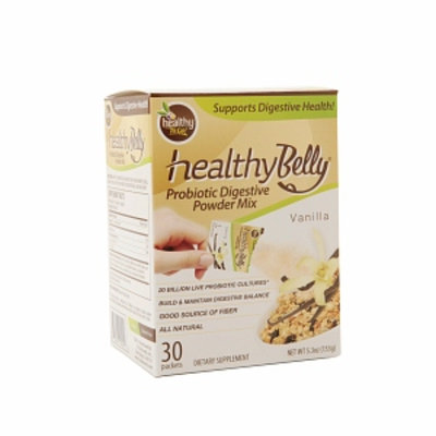 Healthy To Go Healthy Belly Probiotic Digestive Powder