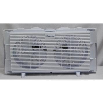 Collins Company Ltd. Kenmore Twin Window Fan - COLLINS COMPANY LTD.