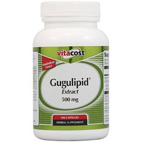 Vitacost Brand Vitacost Gugulipid Extract - Standardized -- 500 mg - 100 Capsules