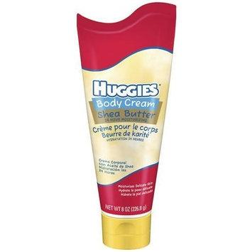 Huggies® Body Cream Shea Butter 24 hour Moisturizing