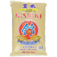Nishiki Premium Brown Rice, 15-Pounds Bag
