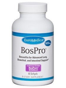 BosPro 500mg 60 gels by Euromedica