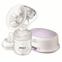 Avent BPA Free Natural Handheld Single Electric Breast Pump