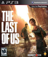 Naughty Dog The Last of Us (Playstation 3)