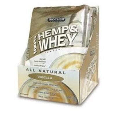 Bio Chem Biochem 100% Hemp and Whey Powder