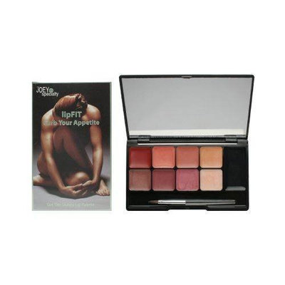 N/A JOEY NY Specialty lipFit Curb Your Appetite Lip Palette Get the Skinny