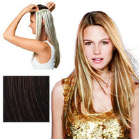 POP Put On Pieces Dancing With the Stars Human Hair Clip-In Extension