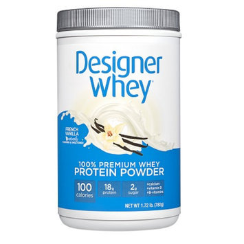 Designer Whey Protein Powder French Vanilla