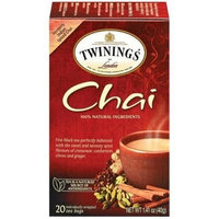 Twinings® Indian Spiced Chai Tea, Tea Bags
