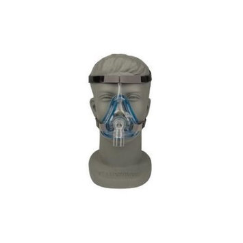 ResMed Quattro FX full face mask headgear - medium/standard