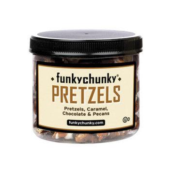 FunkyChunky Chocolate Pretzel Mini Canister (3-8z)