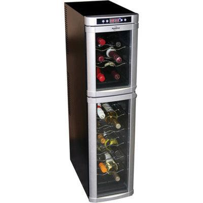 Koolatron 18 Bottle Dual Zone Wine Cellar