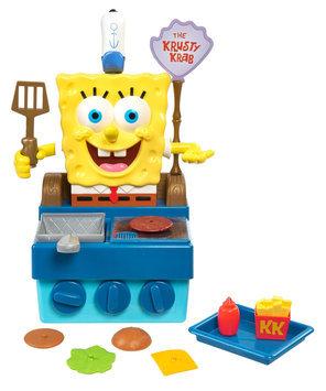 Spongebob SpongeBob SquarePants Talking Krabby Patty Maker