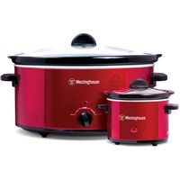Westinghouse 8 qt Slow Cooker Sauce Warmer