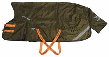 TuffRider 1200 D Outer Armor Turnout Sheet