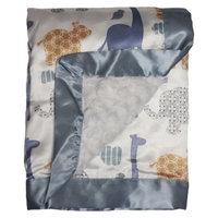 Petit Tresor Happy Animals Blanket