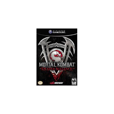 Midway Mortal Kombat Deadly Alliance