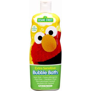 Sesame Street Extra Sensitive Bubble Bath