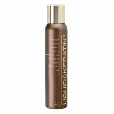 Liquid Keratin Infusing Shine & Moisture Renewing Dry Conditioner