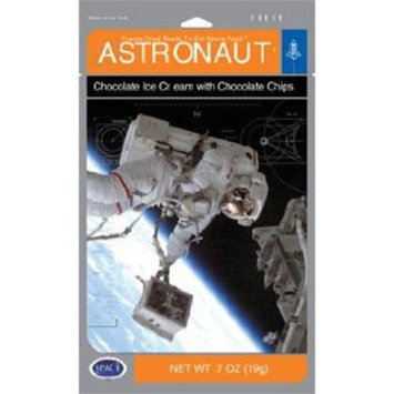 American Outdoor Products Astronaut Chocolate Ice Cream with Chocolate Chips 0.7oz