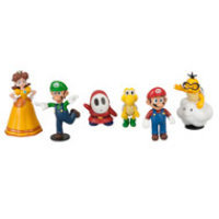 Goldie International Inc Mario 2 - fig 6 - pak Complete Set
