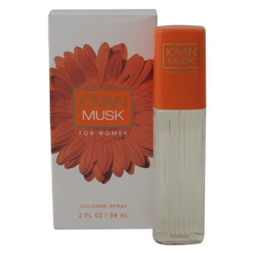 JOVAN MUSK by Jovan COLOGNE SPRAY 2 OZ