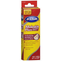 Dr. Scholl's Moleskin Plus Roll Padding