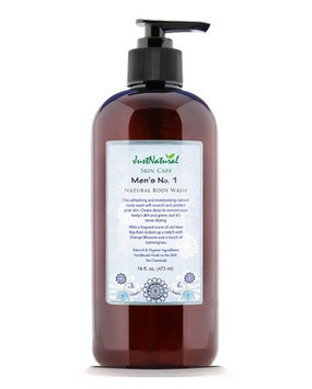 Just Natural Products Men's Natural Body Wash No. 1