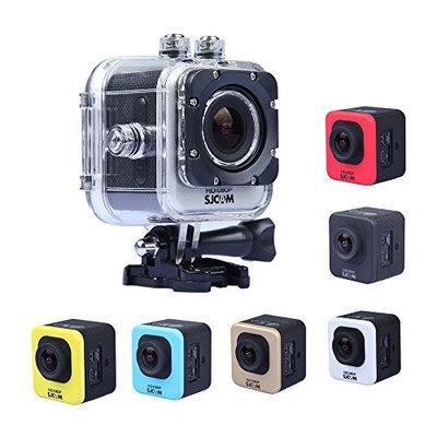 SJCAM 12mp 1080p 1.5 Inch LCD Display 170°a+ Hd Wide-angle Sports Helmet Camera - Multicolor