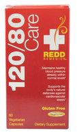 Redd Remedies 120-80 Care 60 Vegetarian Capsules