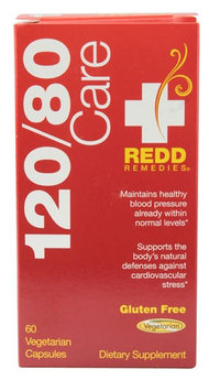 Redd Remedies 120-80 Care 60 Vegetarian Capsules