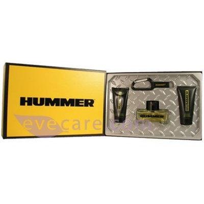 Hummer By Hummer 4 Pc Gift Set For Men